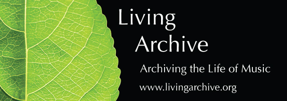 Livin Archive Glowing Leaf Banner
